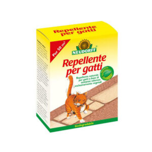 Repellente naturale per gatti