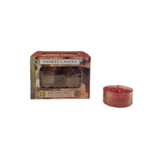Tealight Kitchen Spice