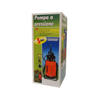Pompa pressione 5l Stocker