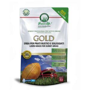 Sementi prato soleggiato Gold - Green Up 1,2Kg